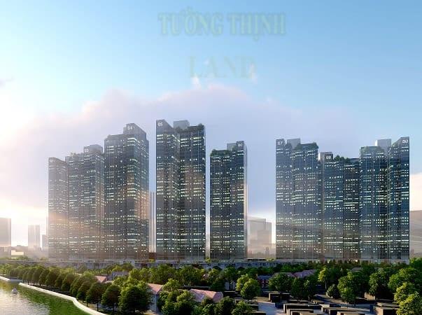 Sunshine City Sài Gòn quận 7-Căn hộ hạng sang thời đại công nghệ 4.0