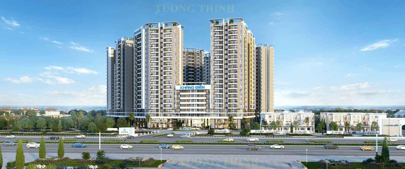 Dự án Safira Khang Điền Q9 – Chủ đầu tư Khang Điền