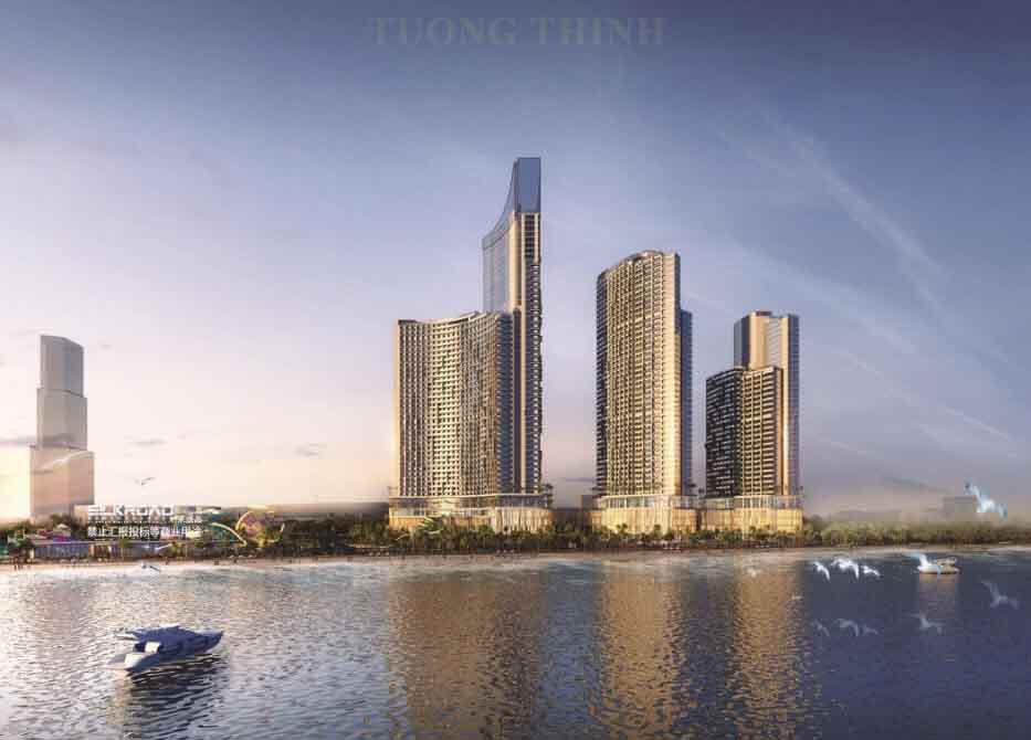 SunBay Park Hotel & Resort Phan Rang – Chủ đầu tư Tập đoàn Crystal Bay