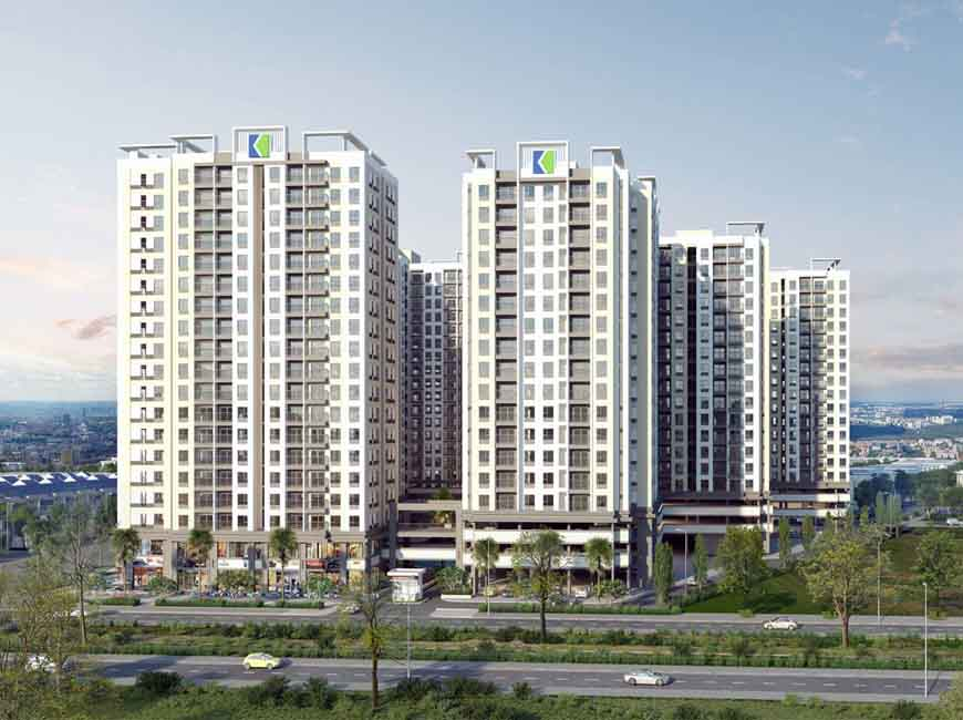 Dự án Lovera Vista – Chủ đầu tư Khang Điền