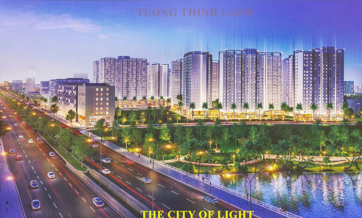 Dự án Akari City – The City of light