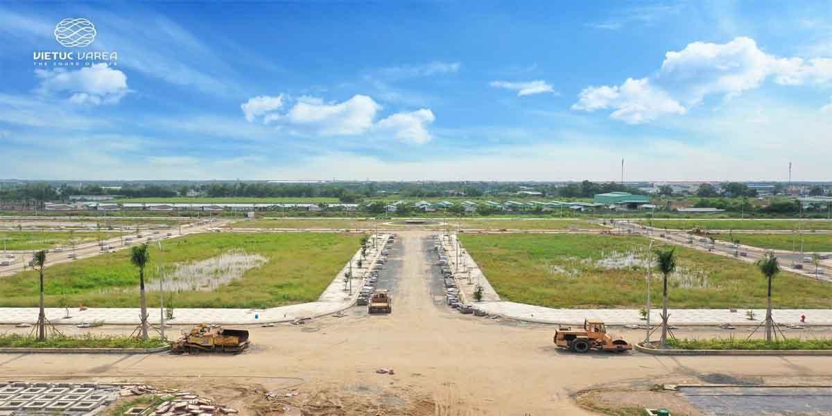 Cập nhật hình ảnh thực tế dự án Việt Úc Varea