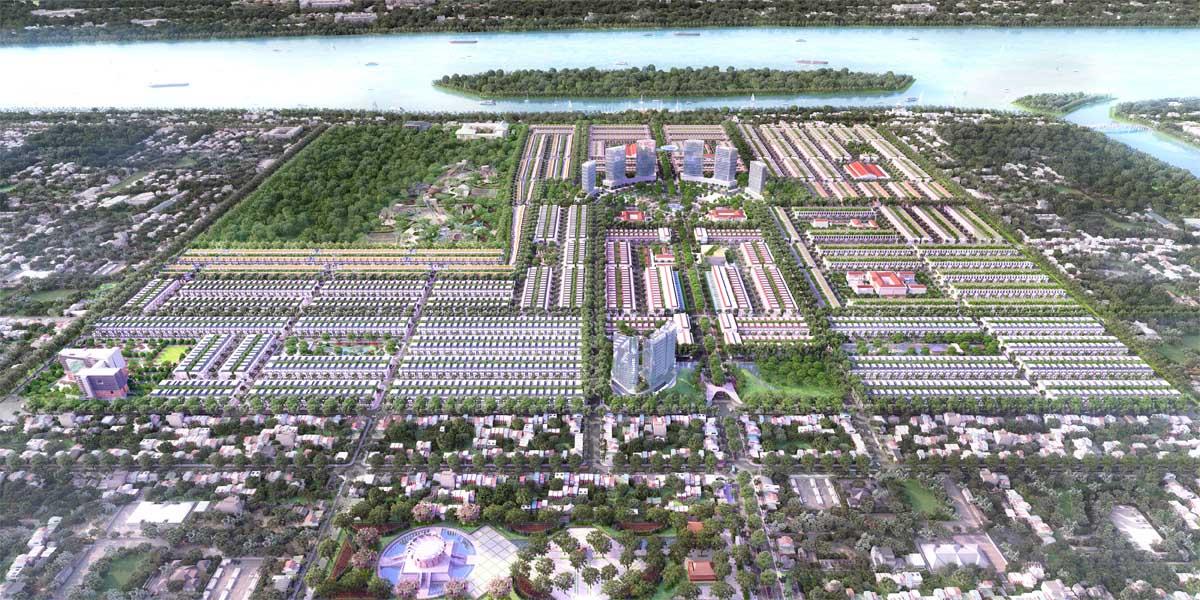 Tổng quan dự án Stella Mega City Cần Thơ