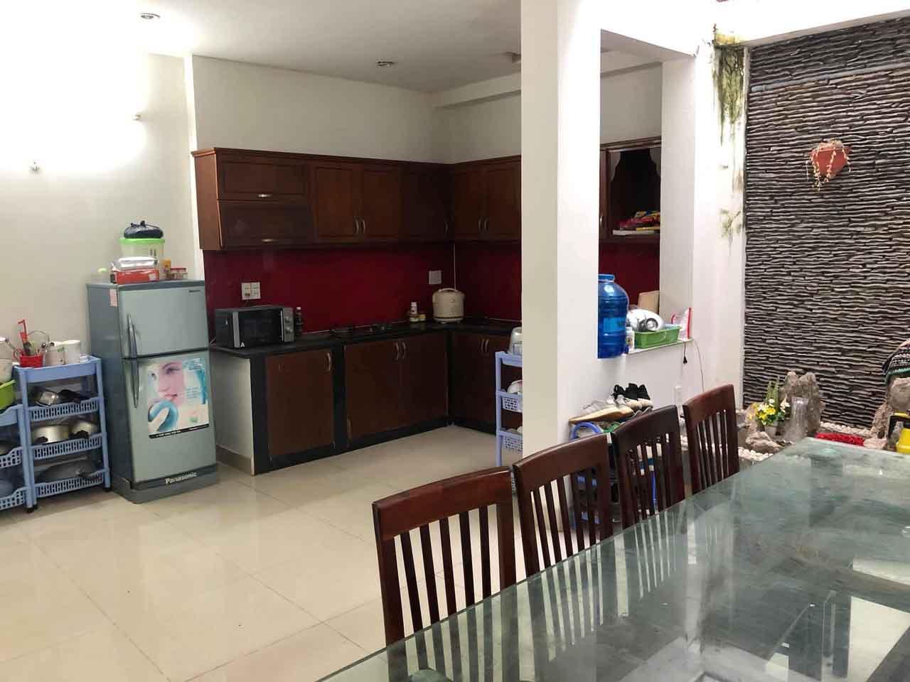Khu vực nhà bếp