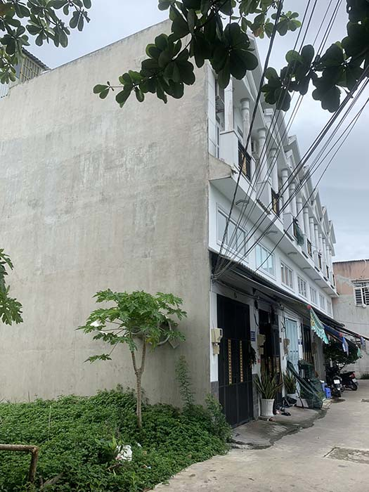 Bán đất nền Phú Xuân Nhà Bè hẻm 2020 Huỳnh Tấn Phát, SHR, diện tích đa dạng