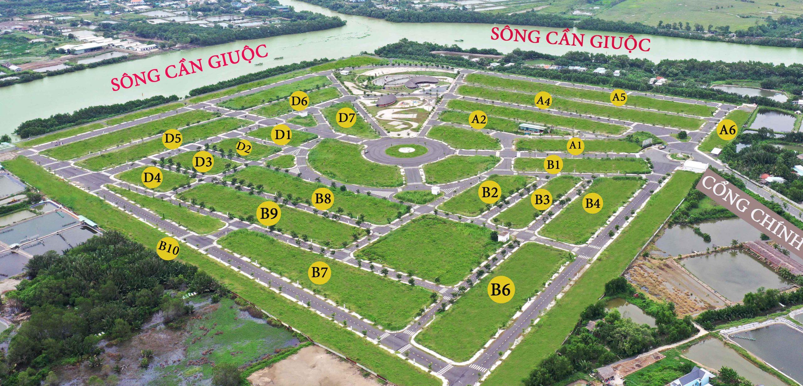 Dự án đất nền Saigon Riverpark – Bảng giá và tiến độ mới nhất