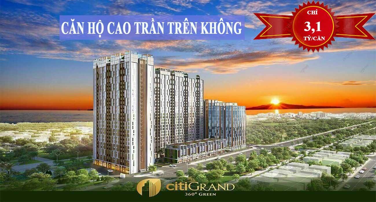 Thông tin dự án Citi Grand Kiến Á quận 2 – Khu đô thị Cát Lái
