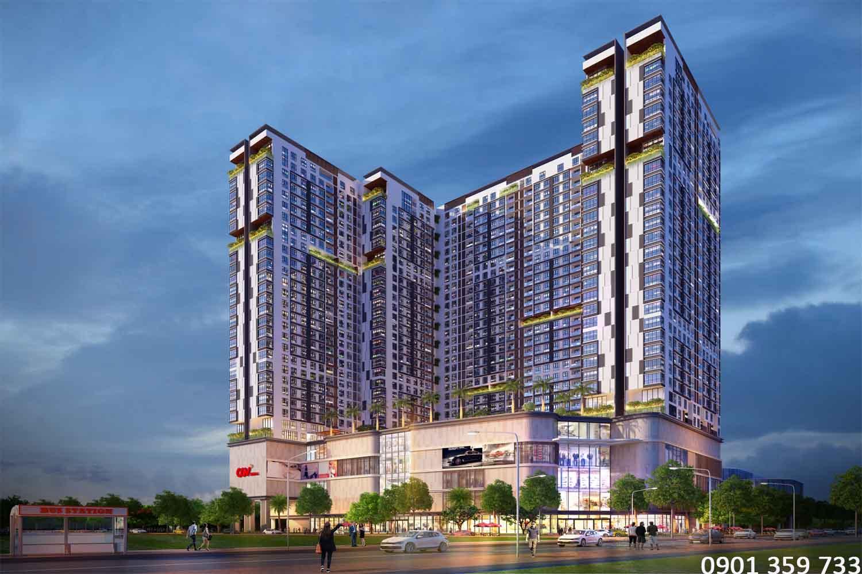 Dự án King Crown Infinity (G-Tower) 218 Võ Văn Ngân, phường Bình Thọ, Thủ Đức