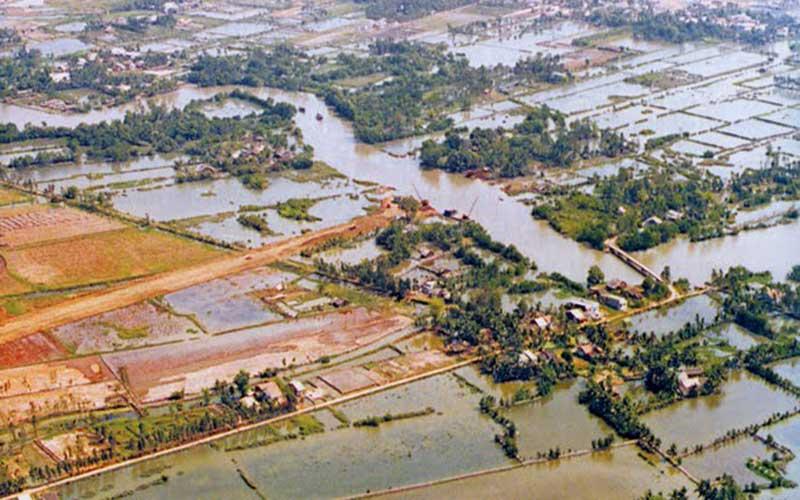 Khu đô thị Nam Sài Gòn – Lịch sử quá trình hình thành và phát triển