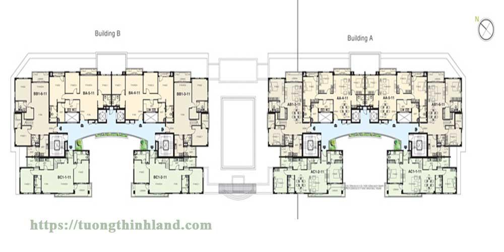 Mặt-bằng-tầng-11-khu-căn-hộ-Cảnh-Viên-2
