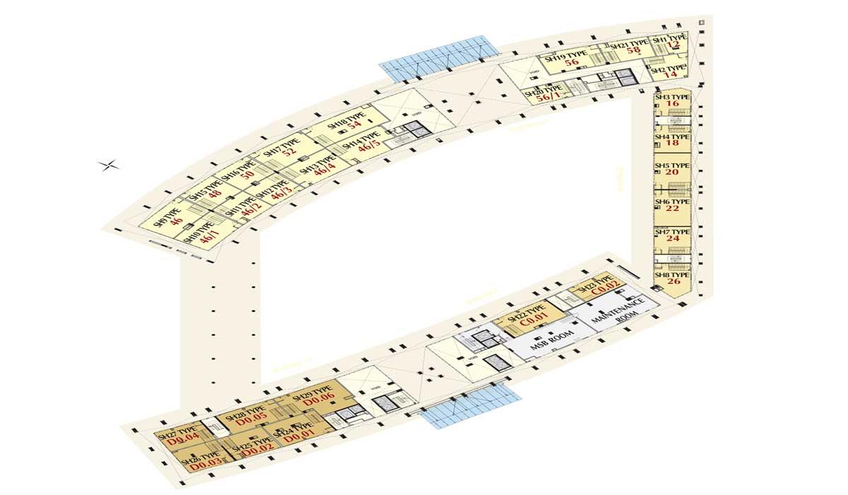 Tầng-1&2-tháp-M8A