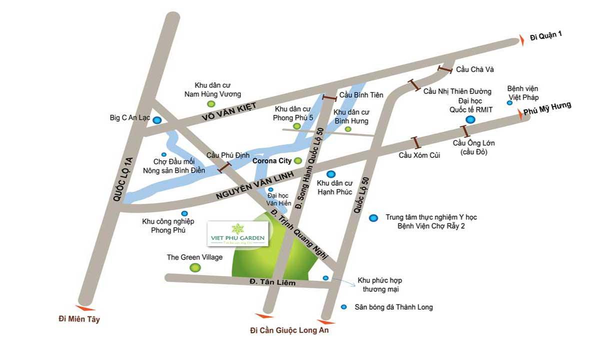 Vị-trí-khu-dân-cư-Phong-Phú-4-Bình-Chánh
