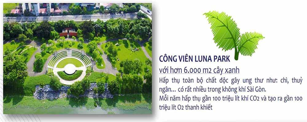 Công viên Luna Park Green Star