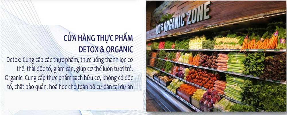 Cửa hàng thực phẩm Organic