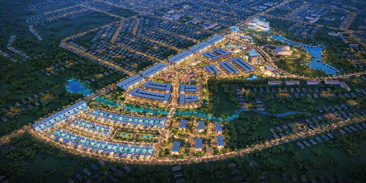Dự án Thành phố Cà Phê Buôn Ma Thuột