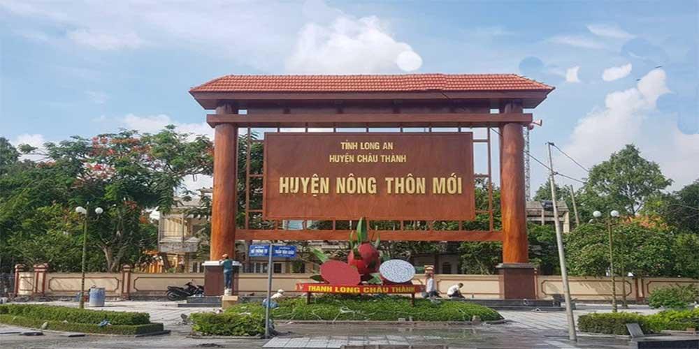 Quy hoạch huyện Châu Thành Long An