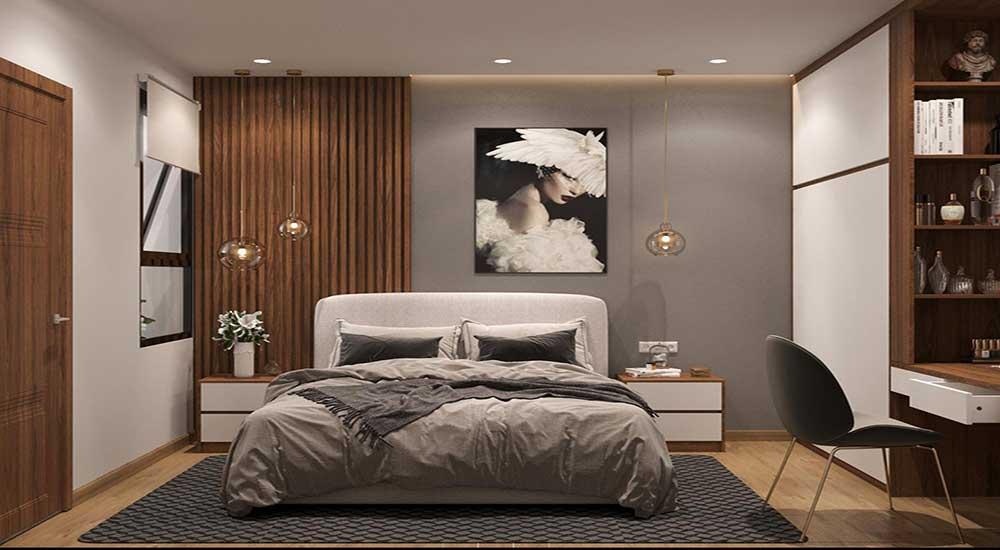 Phòng ngủ master City Gate 5