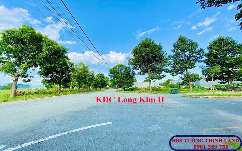 Hình ảnh thực tế Khu dân cư Long Kim II