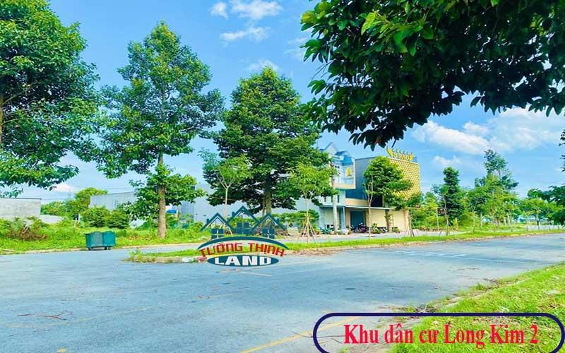 Thực tế dự án KDC Long Kim 2