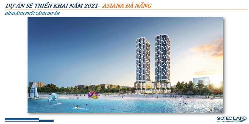 Dự án Asiana Đà Nẵng