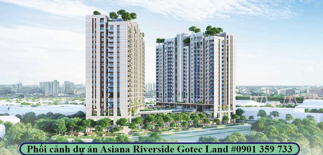 Dự án Asiana Riverside quận 7