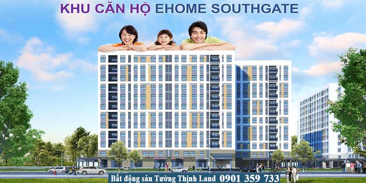 Thông tin dự án Ehome Southgate Waterpoint